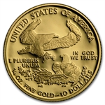 2007-W 1/4 oz Proof Gold American Eagle (w/Box & CoA)